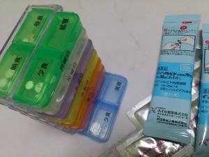 ピルケース(薬管理箱)